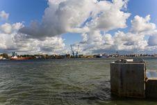 Free Lithuania, Klaipeda, Port Royalty Free Stock Photo - 3246655