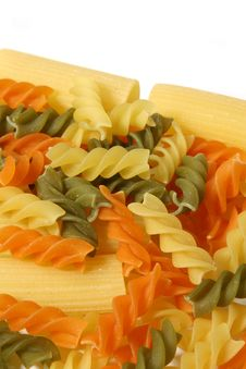 Free Colorful Pasta Stock Photos - 3247233