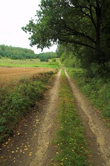 Free Country Road Stock Photography - 3247572