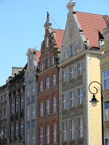 Free Old Town In Gdańsk (Poland) Stock Photography - 3247732