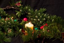 Free Christmas Decoration Stock Photography - 3248082