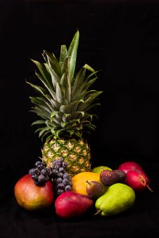 Free Miscellaneous Fruits Royalty Free Stock Photo - 3248135