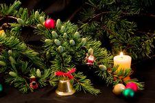 Free Christmas Decoration Stock Image - 3248221