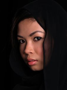 Free Beautiful Asian Girl Stock Photography - 3248392