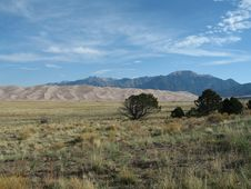 Free Great Sand Dunes National Park Royalty Free Stock Photos - 3249048