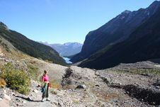 Free Trekker Stock Image - 3249211