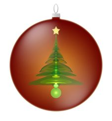 Free Christmas Ornament Stock Photography - 3249392
