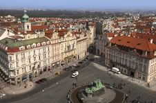 Free Old Prague, Czech Republic Royalty Free Stock Images - 32406509