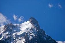 Free Aiguille Du Midi, France Royalty Free Stock Photo - 32407355