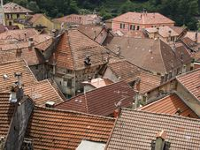 Free View On The Roofs Royalty Free Stock Photography - 32409167