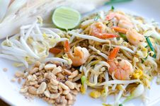 Free Pad Thai Stock Photos - 32409333