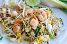 Free Pad Thai Stock Photography - 32409342