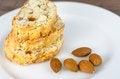Free Biscotti Cookies Stock Image - 32413921