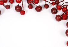 Free Christmas Decoration Stock Image - 32413841