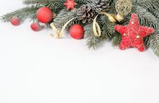 Free Christmas Decoration Stock Photos - 32413923