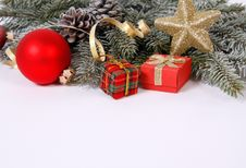 Free Christmas Decoration Stock Photos - 32413933