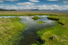 Free Summer In Iceland Royalty Free Stock Image - 32425376
