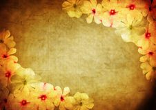 Free Vintage Styled Floral Frame Royalty Free Stock Photography - 32426297