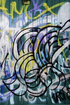 Free Graffiti Detail Stock Photos - 32428783