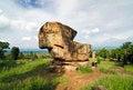 Free Giant Rock At Mor Hin Khao, Chaiyaphum Province, Thailand Stock Photos - 32430713