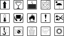 Free Packing Symbols Stock Images - 32431404