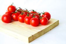 Free Cherry Tomatoes Stock Photo - 32431840