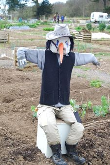 Free Scarecrow Stock Photo - 32442040