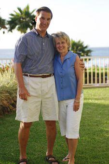 Free Tourist Couple Stock Photography - 32451672