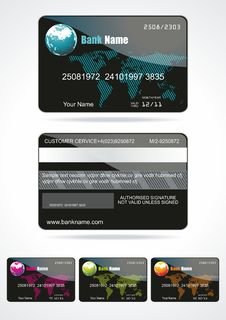 Free Illustration Credit Card Stock Photos - 32453503