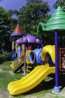 Free Playground Royalty Free Stock Images - 32454179