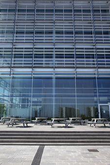 Modern Danish Architecture At Tuborg Harbour Stock Photos