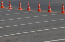 Free Traffic Cone Royalty Free Stock Image - 32456366