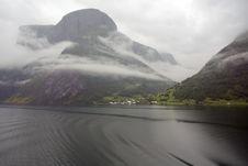 Free Norway. Geiranger. Royalty Free Stock Photos - 32461388