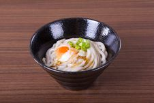 Free Japanese Udon Noodles Royalty Free Stock Photo - 32461625