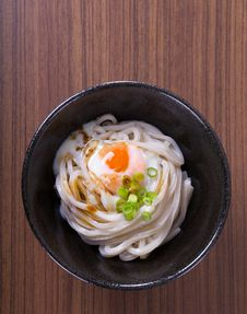 Free Japanese Udon Noodles Royalty Free Stock Images - 32461649