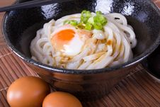 Free Japanese Udon Noodles Stock Photography - 32461722