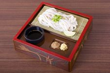 Free Japanese Udon Noodles Stock Photography - 32462152