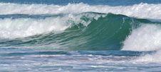 Free Atlantic Waves.. Stock Image - 32464561