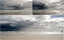 Stormy Weather.... Stock Images
