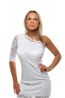 Free Beautiful Sexy Woman Stock Photos - 32469153