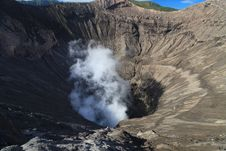 Free Creater Of Bromo Vocalno Stock Photography - 32474852