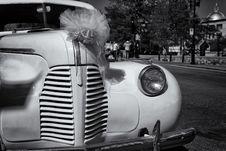 Free Bridal Ride Stock Image - 32474981