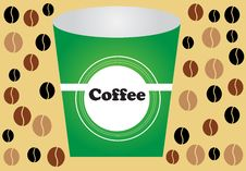 Free Cup Of Coffee Stock Photography - 32477912