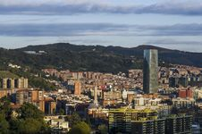 Free Bilbao City View. Royalty Free Stock Photos - 32479018