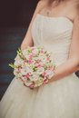 Free Bridal Bouquet Of Flowers Stock Photo - 32483050