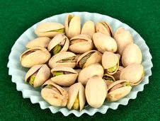 Free Pistachios Royalty Free Stock Image - 32489936
