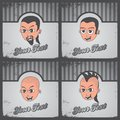 Free Cartoon Guy Set Stock Photo - 32492330