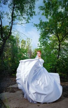 Free Bride Stock Photography - 32491662