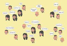 Free Cartoon Guy Illustration Stock Image - 32492271
