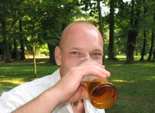 Free Drink Beer Stock Photography - 3250252